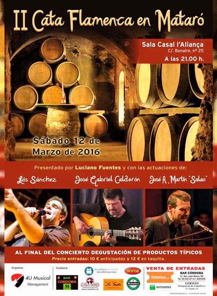 Certamen Cita Flamenca - 2 edición