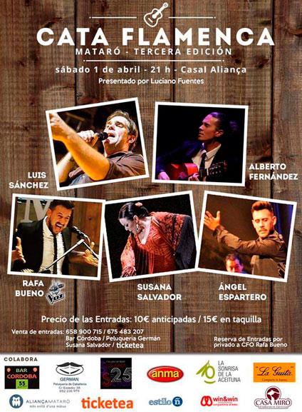 Certamen Cita Flamenca- 3 edición