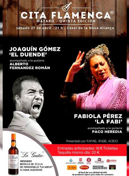 Certamen Cita Flamenca-5 edición