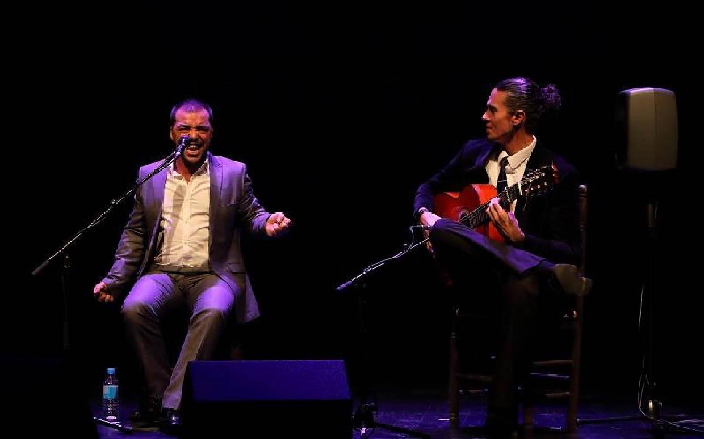 Joaquín Gómez y Alberto Fernández, Flamenco Íntimo. Cita Flamenca Mataró