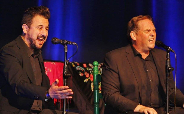 Rafa Bueno y Luis Sánchez, Flamenco Íntimo. Cita Flamenca Mataró