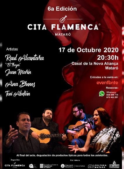 Certamen Cita Flamenca - 6 edición